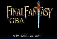 Thumbnail 1 for Final Fantasy GBA
